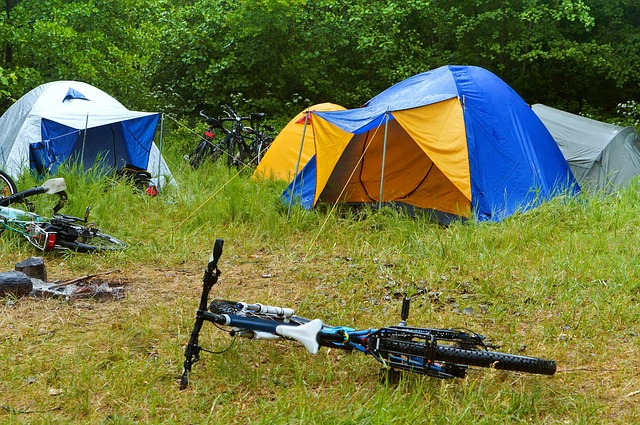 You Can Still Have Fun Camping in the Rain